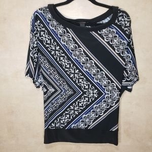 White House Black Market Dolman Blouse